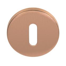 Sleutelrozet LBN50 mat brons