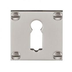 Sleutelrozet GSNV38 mat nikkel