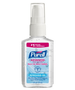 Purell 60ml handgel Advanced