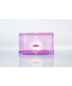 vochtige washandjes geparfumeerd per 5 verpakt