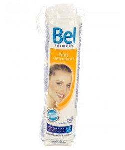 Bel cosmetic kleine wattenschijfjes rond per rol 75st