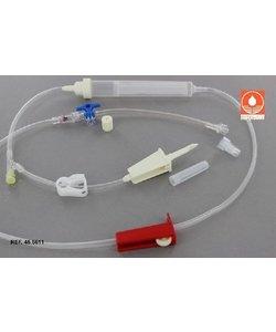 transfusiesysteem R-Lock 3 wegkraan Flow Stop per 1 stuk