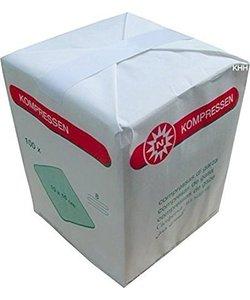 gaaskompres 10x10 onsteriel 8 laags pak a 100st