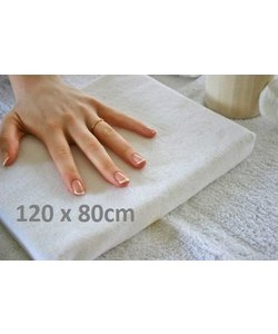 50x handdoeken Airlade cellulose 120x80cm