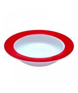 Kom - wit/rood