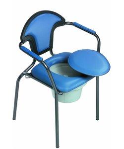 Toiletstoel - blauw