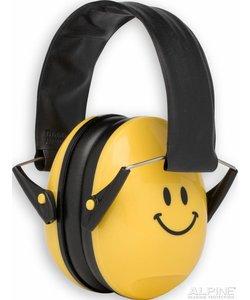 Muffy oorkappen - smile/geel
