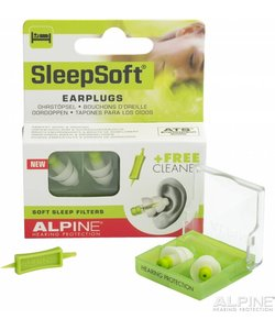 SleepSoft+ oordopjes - 1 paar