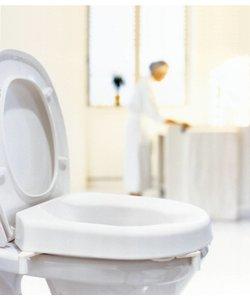 Hi Loo toiletverhoger - hoogte 6 cm