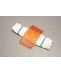 Elleboog-hiel beschermer gel - max. omtrek 33 cm