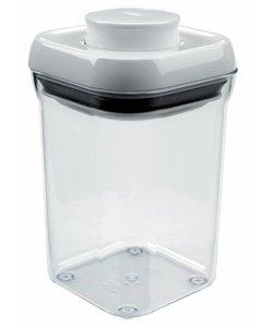 Oxo boxen - vierkant 0,9 liter B 10 x L 10 x H 16 cm