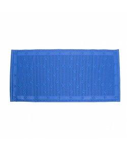 Anti-slip badmat - blauw