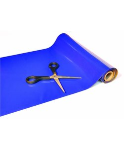 Anti-slip rol - L2 m x B 20 cm rood