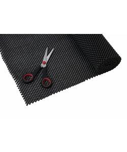Anti-slip net rol - 30,5 x 183 cm / zwart