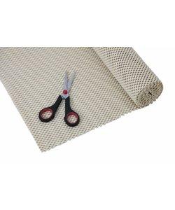 Anti-slip net rol - 30,5 x 183 cm / crème