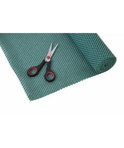 Anti-slip net rol - 30,5 x 183 cm / groen