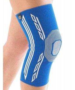 Airflow Plus stabiliserende knie support met siliconen patella kussen - medium