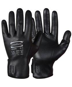 Nitril zwarte waterdichte en hittebestendige zomer handschoen per paar