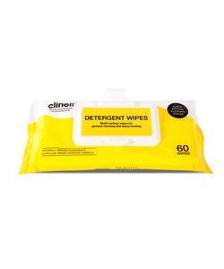 60 Clinell reinigingsdoekjes  clip pack CDCP60