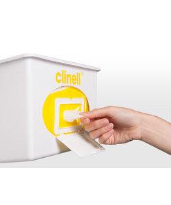Dispenser voor CW215 wit