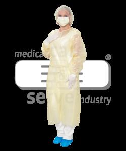 50x Infectie beschermingsset norovirus