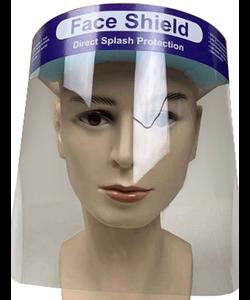 Face Shield vol gelaatscherm per stuk