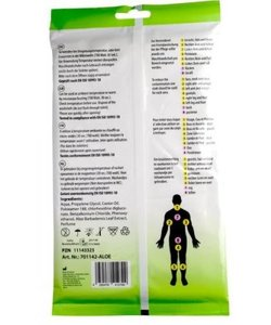 Vochtige Aloe Vera washandjes (8)