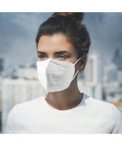 10x Medisana KN95 FFP2 CE  mondmaskers