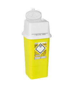 Naaldencontainer 7 liter voor lange naalden ps