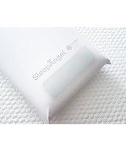 Anti-allergie hoofdkussen - Wit Microvezel