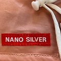 Hanvico 2x Nano Silver mondmasker wasbaar Premium