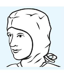 100x Astro Foliodress Cap operatiemuts Comfort