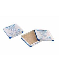 Steriele parafine gazen 10x10cm steriel Plastic container a 36st