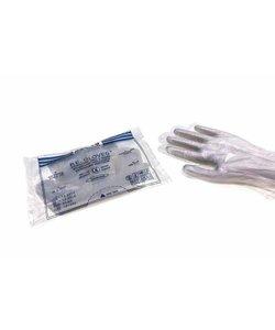 10.000 PE handschoenen Embossed Plus  omdoos