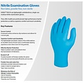 Haika Haika NX468 Nitril blauw handschoenen