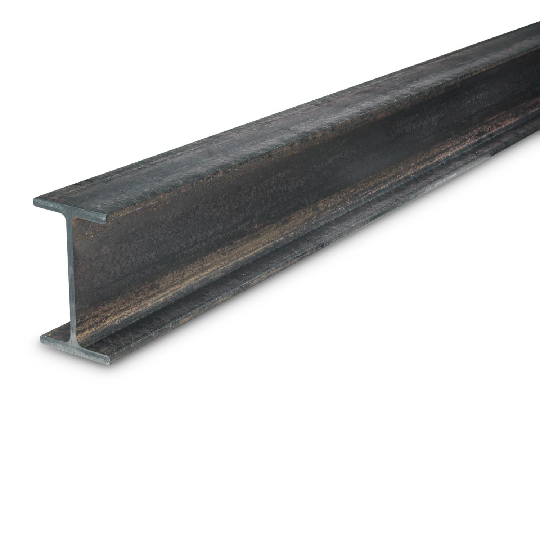 IPE 160 - stalen balk WGW zwart onbewerkt balkstaal