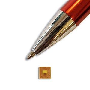 Micro-NFC-Sticker. 5x5mm. NXP NTAG213 chip.