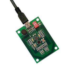 NFC ID-reader met keyboard emulator, module