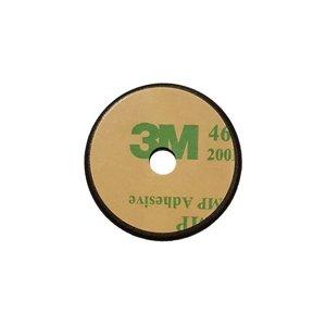 30 mm NFC kunststof  NTAG213 Zwart Geschikt op metaal