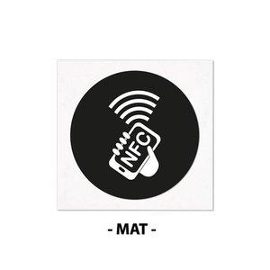 NFC-Sticker-Tag NTAG216 MAT -30mm.-