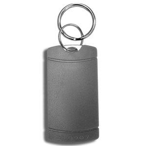 NFC-Sleutelhanger-Tag NTAG213 Grijs + ID