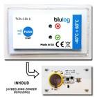 NFC-Temperatuur logger. Blulog TLDL-111
