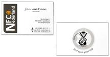 Over NFC-Visitekaartjes