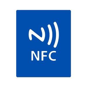 44 x 55 mm NFC-Sticker NTAG213