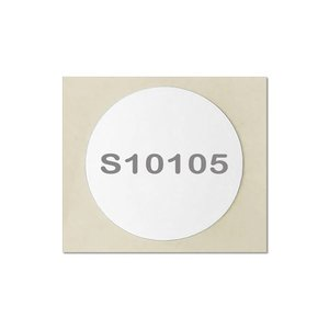 NFC-Sticker-Tag NTAG213 + Volgnumer