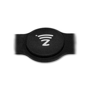 Op bestelling NFC Event-polsband gesp Siliconen Zwart