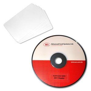 ACS NFC Software Development Kit. Om software te ontwikkelen voor de ACR122U en ACR122T reader / writer.