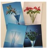 Bathroom Mania delta vase card set