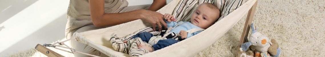 Babyhangmat kopen? Hangmatje.nl is dé babyhangmatten specialist!