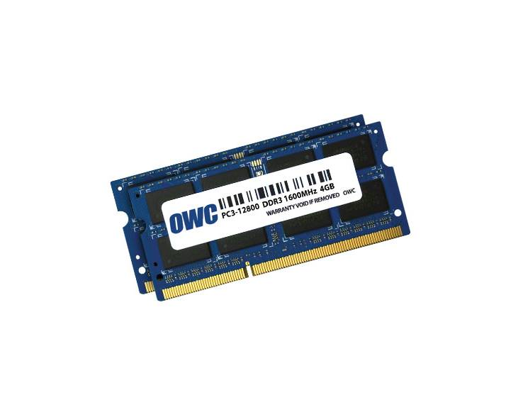 OWC OWC 8GB RAM kit (2x4G) MacBook Pro Mitte 2012